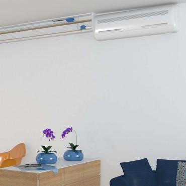 SFA sanibroyeur sanicondens clim mini pompe